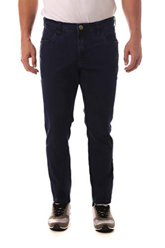 Calça Jeans Denuncia Skinny Azul 42