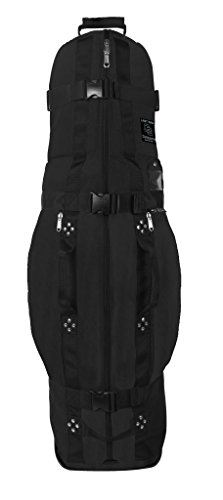 Club Glove Last Bag Medium Collegiate Golf Travel Bag (Black)