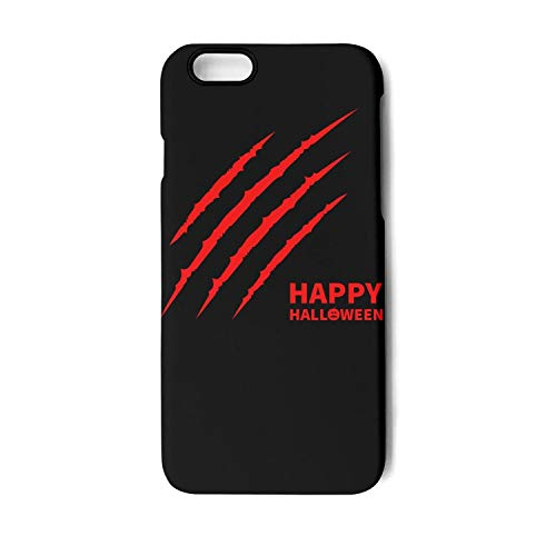 iPhone 6plus case Halloween 3D red Hand Prints Shockproof Anti-Scratch Protective case Durable Waterproof for iPhone 6SPlus case -