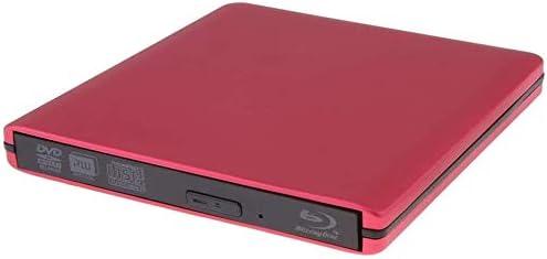 KJRJFD PCのコンピュータ用DVDドライブUSB3.0ポータブル3D 4KブルーレイCDプレーヤーCD / DVD-RAM/BD-ROMのSuperDrive CD +/- RWバーナーリライタ/リーダー