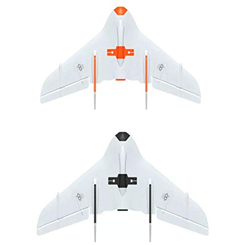 Aoile 2PCS Kingkong/LDARC Tiny Wing 450X 431mm Wingspan EPP FPV RC Airplane Flying Wing Delta-Wing KIT