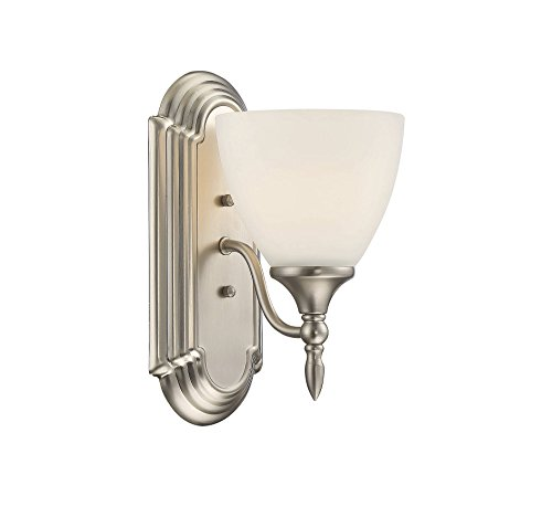 Savoy House Nickel Sconce - 6