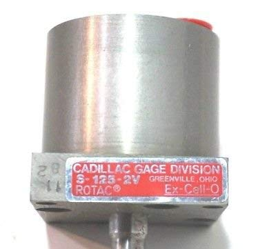 NEW IN BOX EX-CELL-O S-125-2V MIDGET ROTAC ACTUATOR