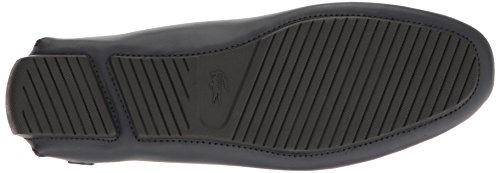Lacoste Men's Piloter 117 1 Formal Shoe Fashion Sneaker, Navy, 10.5 M US