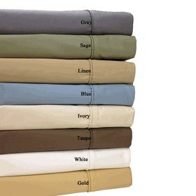 """22"""" Super Deep Pocket Wrinkle Free 650 Egyptian Cotton Sheet Sets = California King White = Usually ships within 1-2 business days unless there is a problem."""