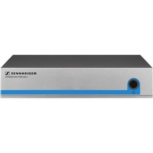 Sennheiser Asa 1 Nt Active Antenna Splitter With Dc Power Distribution For G3 Receivers  500 870Mhz Frequency Range
