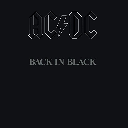 ACDC - Back In Black (Vinyl) - Zortam Music