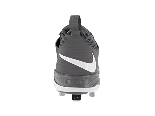 Nike Hombres de trucha 2Pro béisbol cornamusa Cool Grey/Wolf Grey/Pure Platinum/White