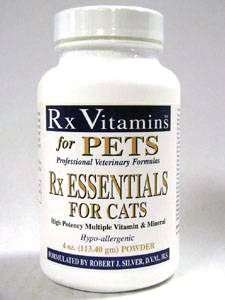 Rx Vitamins for Pets - Rx Essentials for Cats by Rx Vitamins For Pets