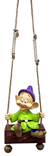 Design International Group Dopey Swing N Ring, Garden Statue (LDG87515)