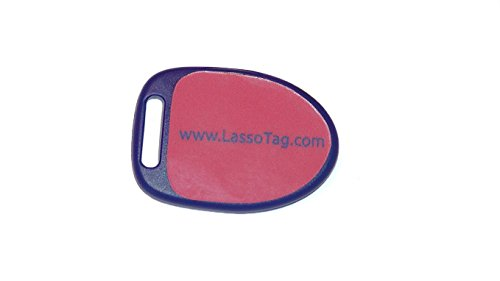 LassoTag iBeacon – Pink: Bluetooth Low Energy (BLE) Tracking Beacon making  Valuables
