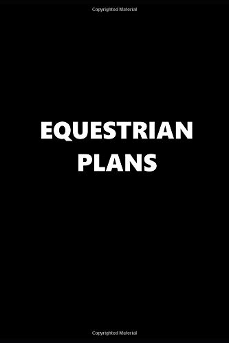 2019 Daily Planner Sports Theme Equestrian Plans Black White 384 Pages: 2019 Planners Calendars Organizers Datebooks Appointment Books Agendas
