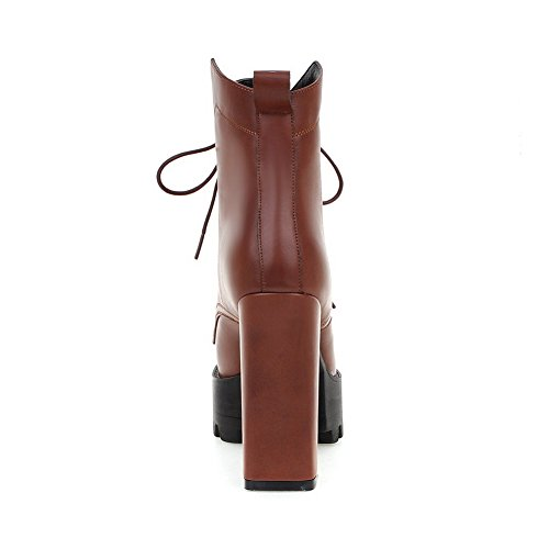 1TO9 1TO9Mns02291 - Sandalias con Cuña Mujer marrón