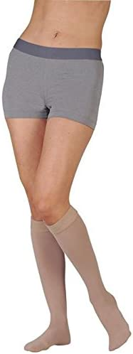 30-40 mmHg, Dynamic, Knee, Max, FF, 5cm Silicone 311dcTT2S5L