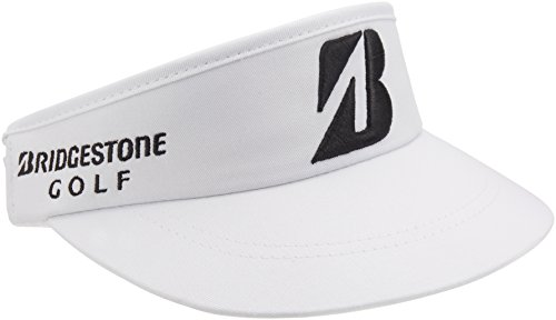 - Bridgestone Golf Tour High Crown Visors (White)