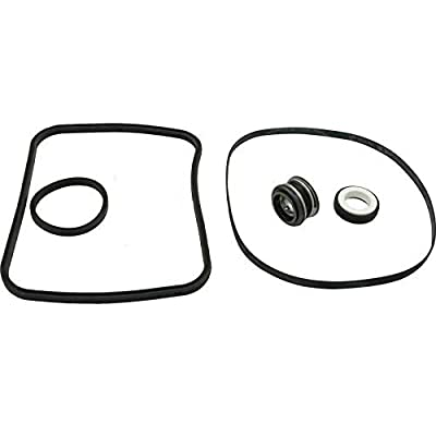 Buying Q Buying S Replacement Super Pump Seal Gaskets Rebuild Pool Parts Kit 3 for Hayward SPX1600TRA SP1600Z2 PS-201 SPX1600R SPX1600S SPX1600T: Garden & Outdoor