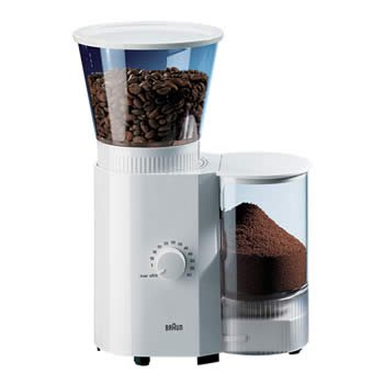 Amazon.com: Braun molinillo de café/espresso (Negro ...