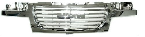 IPCW CWG-GR3907C0C GMC Canyon Chrome Custom Grille ()