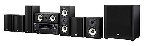 Onkyo THX Certified 7.1-Channel Surround Sound Speaker System Black (HT-S9800THX) ()