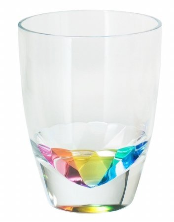 Merritt International Rainbow Diamond Tumbler by Merritt (Merritt International Rainbow Diamond)