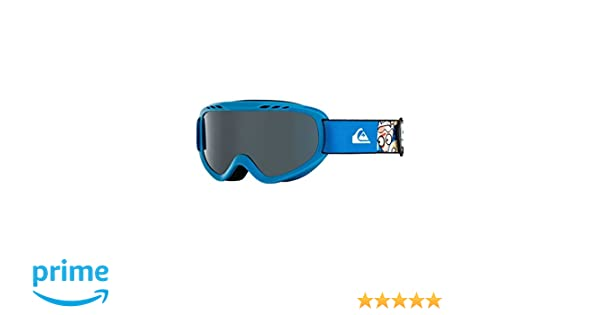 5871bef3ae Quiksilver Flake Gafas de Snowboard, Niños, Azul (Daphne), Talla Única:  Amazon.es: Deportes y aire libre