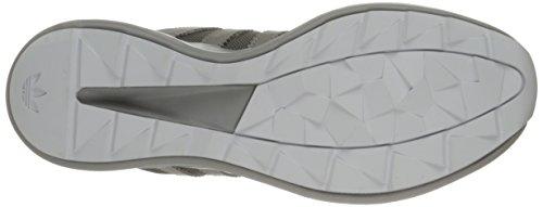 Adidas Originaler Menns Sl Opphav Mote Sneaker Aske Grå / Solid Grå / Hvit
