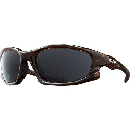 07ac0873074 Oakley Men s Split Jacket OO9099-14 Iridium Wrap Sunglasses - Buy Online in  UAE.