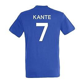 T-Shirt Chelsea - N'Golo KANTE - Collection Officielle Chelsea FC - Taille Enfant