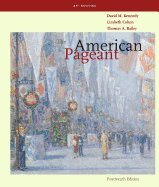 Download The American Pageant::History of the American People, 14th edition.[Hardcover,2008] ebook