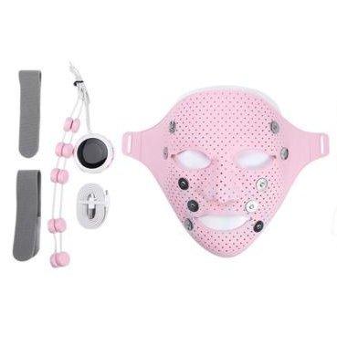 SYNC 美容マスク 美顔マスク フェイシャルマスク フェイスマスク 振動マッサージ 引き締め EMS美顔器 小顔   B07BBVZF7T