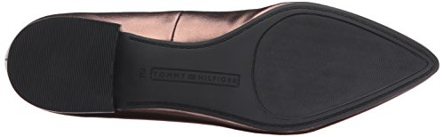 Tommy Hilfiger Donne Stile Di Guida Harvard Loafer In Bronzo