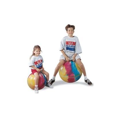 """18"""" Hopper - Tie Dye: Sports & Outdoors"""