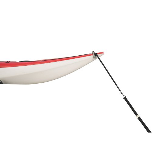 Sparehand Quick Draw Bow and Stern Tie-Down, Commercial Grade Nylon ()