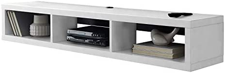 """Martin Furniture IMSE360W wallmount, 60"""", White"""
