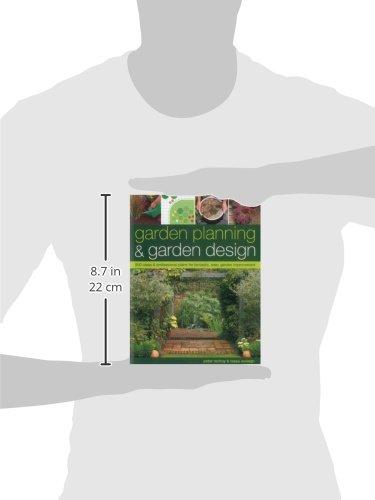 Garden Planning U0026 Garden Design: 500 Ideas U0026 Professional Plans For  Fantastic, Easy Garden Improvement: Peter McHoy, Tessa Evelegh:  9781780191263: ...