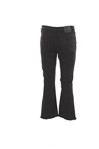Jeans Donna Vicolo L Nero To2146 Primavera Estate 2017