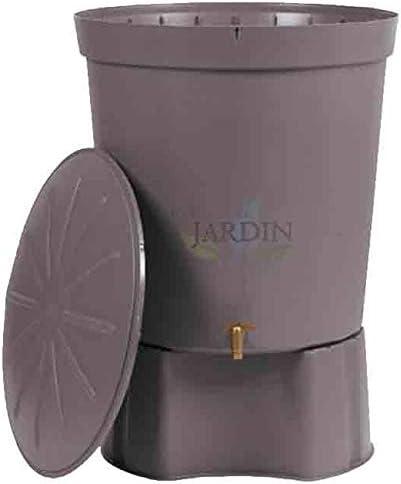 Depósito agua de lluvia Gris 300L