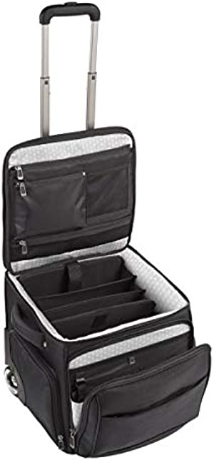 Ativa Ultimate Workmate Rolling Briefcase With 15