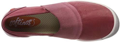 002 donna rosso ginnastica Thread Softinos Ino497sof da da rosso xp6CWRw8q