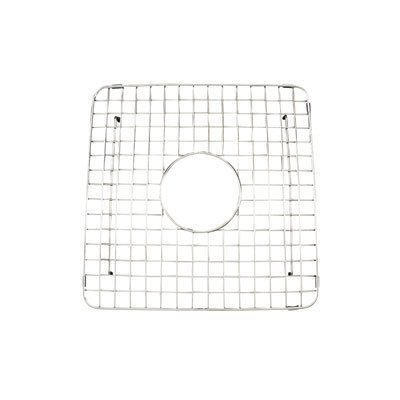 Rohl WSG3719SS Wire Sink Grid for RC3719 Kitchen Sinks, Both Left and Right Bowl, Stainless Steel by Rohl by Rohl