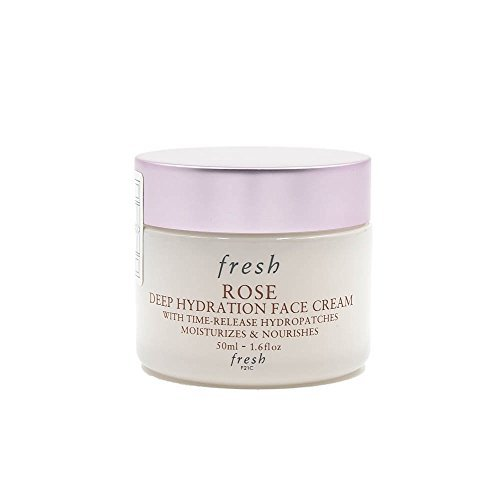 Fresh Fresh rose deep hydration face cream - normal to dry skin types, 1.6oz, 1.6 Ounce