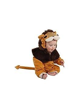 DISBACANAL Disfraz león bebé - Único, 36 Meses: Amazon.es ...