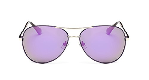 Starry Modern Fashion Design Polarization Resin Lens Sunglasses (purple, - Cazal Cheap Sunglasses
