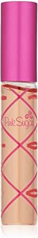 Aquolina Pink Sugar Roller Ball Eau De Toilette for Women .34 Oz Travel Size, 0.34 Oz