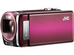 JVCケンウッド JVC 32GBハイビジョンメモリームービー トワイライトレッド GZ-HM880-Rの商品画像