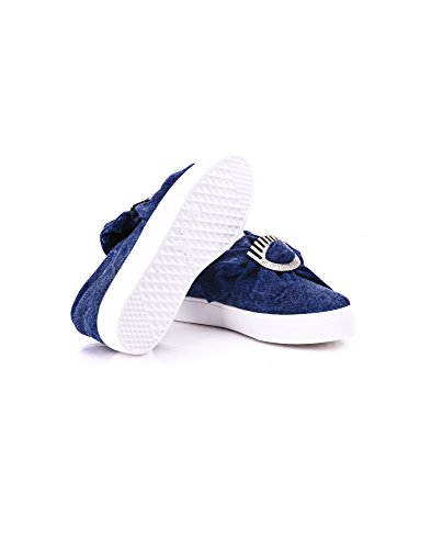 Kvinder Ferragni Chiara Sneakers Jeans Til rXw0wIx