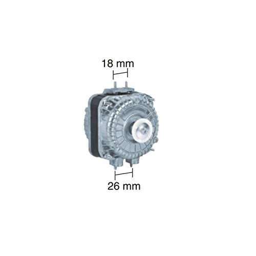 Motor multianclaje para ventilador frigorífico 16W: Amazon.es ...
