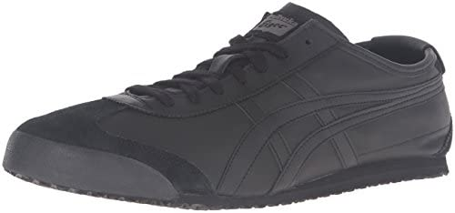 onitsuka tiger mexico 66 black on feet amazon.es