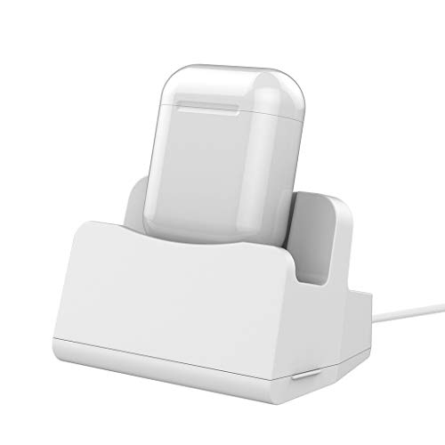 Price comparison product image Bokoo Dock Stand Bracket Accessories Charging Holder for Apple Airpods 2th for iPhone