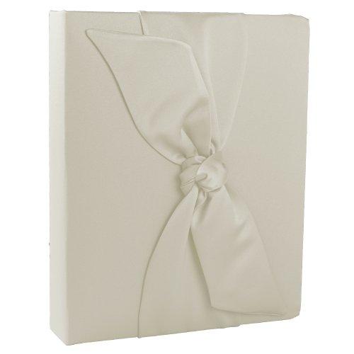 Ivy Lane Design Love Knot Wedding Memory Book, ()